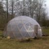 Как своими руками построить купольную теплицу: особенности расчета и монтажа геокупола