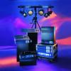 Какими особенностями обладает звуковое и светомузыкальное оборудование?