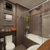 Оригинальные идеи для оформления ванных комнат