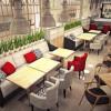 Изысканная мебель для кафе, баров и ресторанов
