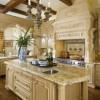 Подборка мебели для кухни в классическом стиле