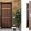 Обшивка дверей качественными МДФ панелями
