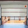 Установка ворот для гаража