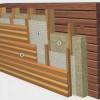 Как утеплить деревянные стены