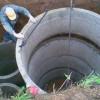 Как правильно установить бетонный септик