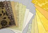 Текстильные обои — характеристики