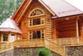 Чем обусловлена такая популярность деревянных домов?