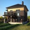 Современные материалы для строительства коттеджа или загородного дома