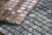 Преимущества плитки мозаики