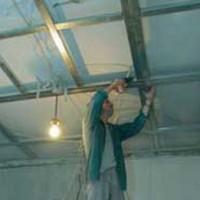 Подвесные потолки своими руками фото