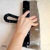 технология шпатлевки потолка