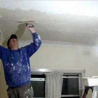 шпатлевки потолка и стен
