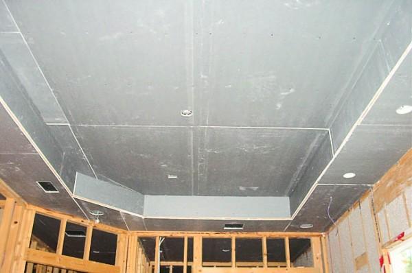 Установка подвесных потолков своими руками