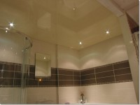 потолки натяжные с подсветкой фото