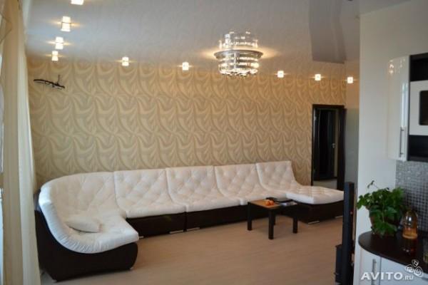 натяжные потолки белые глянцевые фото