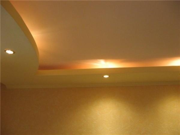 подвесные потолки своими руками
